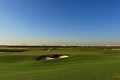 Bernie McGuire, Derek Lawrenson, Eoin Clarke and Stuart Adams play Al Zorah Golf Club for the first time during the 2016 Omega Dubai Desert Classic : Picture Stuart Adams, www.golftourimages.com: 06/02/2016