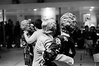 Danse sociale, circa 1975<br /> (date inconnue)<br /> <br /> PHOTO : Agence Quebec Presse