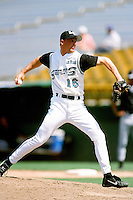 Will Cunnane of the Las Vegas Stars during a game at Cashman Field circa 1999 in Las Vegas, Nevada. (Larry Goren/Four Seam Images)
