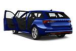Car images of 2020 Skoda Octavia-Combi RS 5 Door Wagon Doors