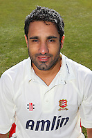 Ravi Bopara of Essex CCC in LV County Championship Kit - Essex County Cricket Club Press Day at the Essex County Ground, Chelmsford, Essex - 02/04/13 - MANDATORY CREDIT: Gavin Ellis/TGSPHOTO - Self billing applies where appropriate - 0845 094 6026 - contact@tgsphoto.co.uk - NO UNPAID USE.