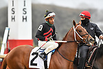 February 27, 2021: #2, Saffa's Day in the the post parade of the Southwest Stakes (Grade 3) at Oaklawn Park in Hot Springs, Arkansas. Ted McClenning/Eclipse Sportswire/CSM