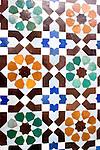 Tiles, L'Oriental, Paris, France, Europe