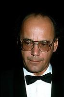 FILE PHOTO - Yvon Charbonneau, circa 1985<br /> <br /> Photo : Pierre Roussel - Agence Quebec Presse<br /> <br /> <br /> <br /> <br /> <br /> <br /> <br /> <br /> .