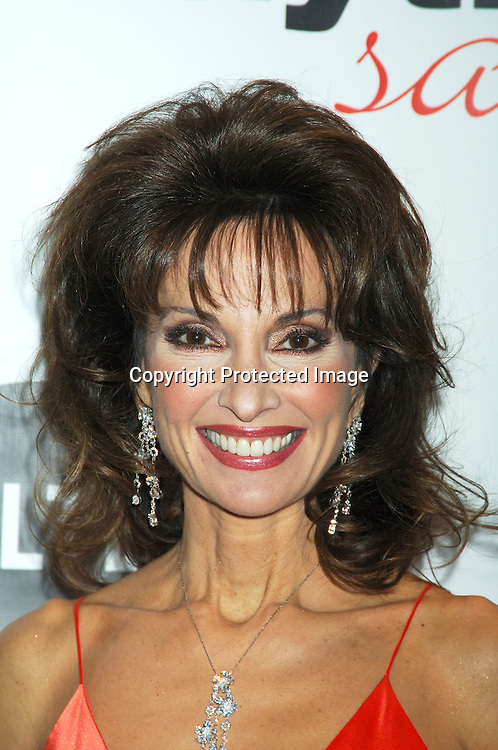 Susan Lucci ..at The Afterparty for The Broadway Cares/ Equity Fights Aids ABC Event on February 6, 2006 at the Marriott ..Marquis ...Photo by Robin Platzer, Twin Images