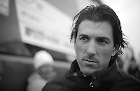 111th Paris-Roubaix 2013..focused Fabian Cancellara (CHE) the day before the race.
