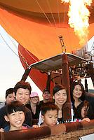 20120131 Hot Air Balloon Cairns 31 January