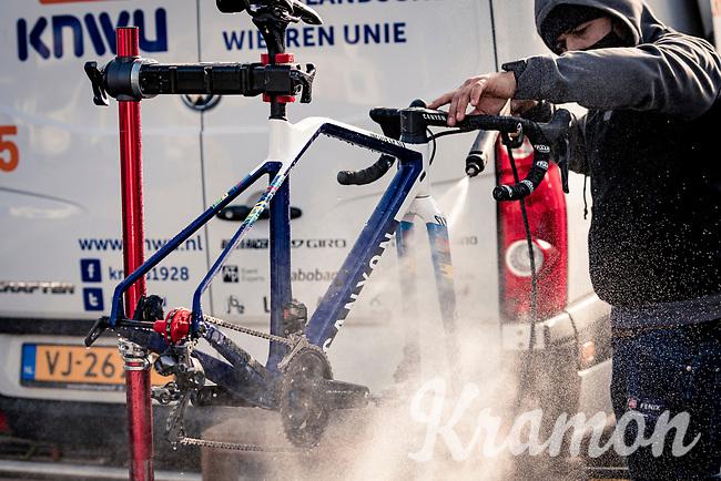 cx world champion Ceylin del Carmen Alvarado (NED/Alpecin-Fenix)<br /> <br /> UEC Cyclocross European Championships 2020 - 's-Hertogenbosch (NED)<br /> <br /> Elite Women's Race<br /> <br /> ©kramon