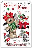 Jonny, CHRISTMAS ANIMALS, WEIHNACHTEN TIERE, NAVIDAD ANIMALES, paintings+++++,GBJJXFS27,#xa#
