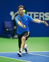 17-12-13,Netherlands, Rotterdam,  Topsportcentrum, Tennis Masters, ,  David de Goede    <br /> Photo: Henk Koster
