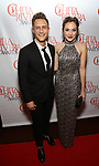 Nathan Johnson and Laura Osnes attends The 2018 Chita Rivera Awards at the NYU Skirball Center for the Performing Arts on May 20, 2018 in New York City.