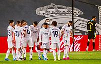 2021.05.01 La Liga Real Madrid VS CA Osasuna