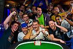 2013 WSOP Event #45: $1500 Ante Only No-Limit Hold'em