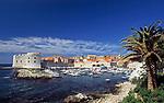 Kroatien, Dalmatien, Dubrovnik: Altstadt - Weltkulturerbe der UNESCO   Croatia, Dalmatia, Dubrovnik: Old Town -  UNESCO world heritage