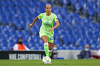 30th August 2020, San Sebastien, Spain;  Lena Goessling of VfL Wolfsburg in action during the UEFA Womens Champions League football match Final between VfL Wolfsburg and Olympique Lyonnais.
