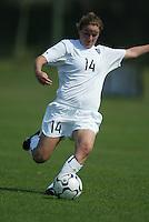 Hayley Siegel, U-17 US WNT, March 12, 2004