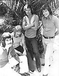Bread 1972 Mike Botts, Larry Knechtal, James Griffin, David Gates.© Chris Walter.