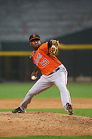 San Francisco Giants pitcher Rodolfo Martinez (63) during an instructional league game against the Arizona Diamondbacks on October 16, 2015 at the Chase Field in Phoenix, Arizona.  (Mike Janes/Four Seam Images)