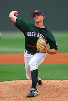 6 May 2007: Jordan Craft from a game between the Greenville Drive, Class A affiliate of the Boston Red Sox, and the Augusta GreenJackets at West End Field in Greenville, S.C. Photo by:  Tom Priddy/Four Seam Images
