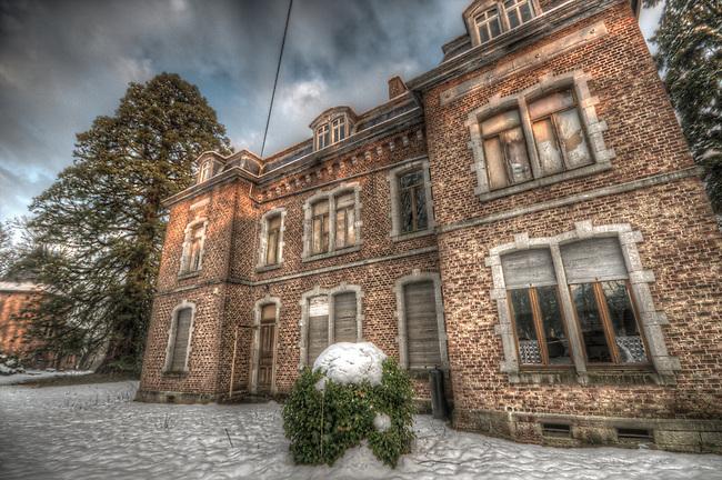 Old villa in Belgium