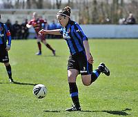 Dames Club Brugge - SV Zulte Waregem : Elien Van Wynendaele.foto DAVID CATRY / Nikonpro.be