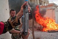 Libya Battle of Sirte