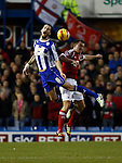 Sheffield Wednesday v Nottingham Forest<br /> 7.12.2013<br /> Sky Bet Championship<br /> Picture Shaun Flannery/Trevor Smith Photography
