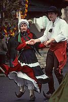 Europe/France/Midi-Pyrénées/09/Ariège/Serres-sur-Arget: Fête des agriculteurs<br /> PHOTO D'ARCHIVES // ARCHIVAL IMAGES<br /> FRANCE 1980