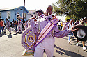 Calliope Highsteppers Social Aid and Pleasure Club Sunday secondline, 2001