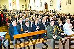 Jackie Healy-Rae Funeral - Requiem mass was in St Patrick's Church, Kilgarvan on Monday