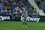 Real Sociedad's David Zurutuza during La Liga match. August 24, 2018. (ALTERPHOTOS/A. Perez Meca)