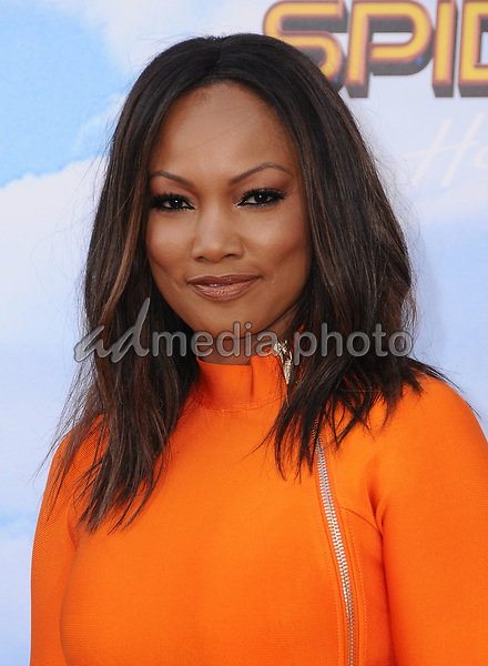 """28 June 2017 - Hollywood, California - Garcelle Beauvais. """"Spider-Man: Homecoming"""" Los Angeles Premiere held at the TCL Chinese Theatre in Hollywood. Photo Credit: Birdie Thompson/AdMedia"""