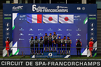 FIA WEC - 6 HOURS OF SPA FRANCORCHAMPS (BEL)ROUND 1 - 04/29-05/01/2021