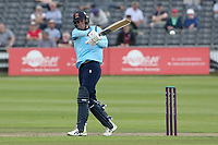 Will Buttleman in batting action for Essex during Gloucestershire vs Essex Eagles, Royal London One-Day Cup Cricket at the Bristol County Ground on 3rd August 2021