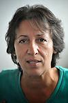 Ljatife Sikovska is director of Ambrela, a grassroots Roma women's organization in Suto Orizari, the Macedonian municipality that is Europe's largest Roma settlement.