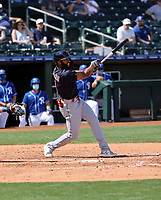 Amed Rosario - Cleveland Indians 2021 spring training (Bill Mitchell)