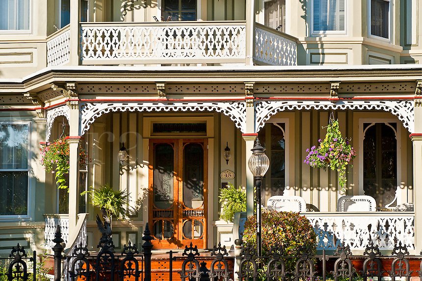 Victorian house, Cape May, New Jersey, USA
