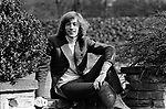 Bee Gees 1969 Robin Gibb at his home.