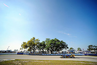 12-15 March 2008, Sebring, Florida, USA.Marco Andretti in the Acura ARX-01b, turn 11..©F.Peirce Williams 2008, USA .