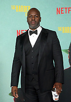 LOS ANGELES, CA - OCTOBER 13: Seal, at the Special Screening Of The Harder They Fall at The Shrine in Los Angeles, California on October 13, 2021. Credit: Faye Sadou/MediaPunch