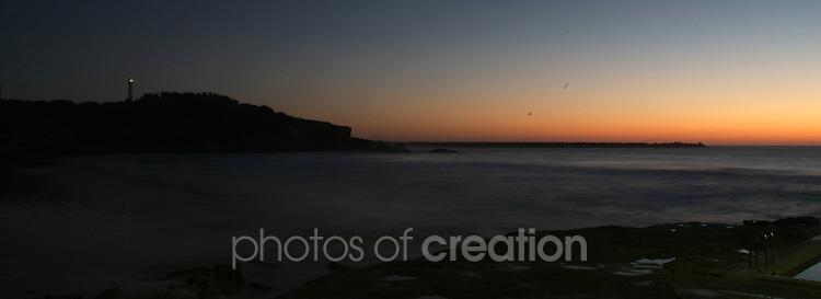 Sunrise at Yamba NSW