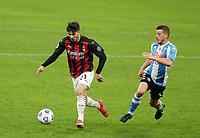 Milano 14-03-2021<br /> Stadio Giuseppe Meazza<br /> Serie A  Tim 2020/21<br /> Milan - Napoli<br /> Nella foto:Diaz                                      <br /> Antonio Saia
