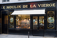 "Europe/France/Ile-de-France/75007/Paris : Boulangerie  ""Le Moulin de la Vierge"" 64 Rue Saint-Dominique"