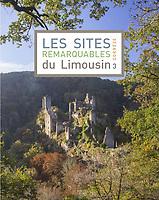 """Livre, """"Sites remarquables du Limousin, La Corrèze"""""""