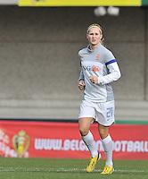Belgium - The Netherlands : Desiree Van Lunteren.foto DAVID CATRY / Vrouwenteam.be