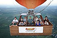 20100420 April 20 Cairns Hot Air