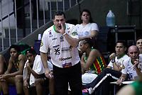 CAMPINAS, SP, 16.08.2019: BASQUETE-SP  - Partida entre Vera Cruz Campinas e Sampaio Basquete pela primeira partida da final da LBF no ginásio do Tenis Clube de Campinas nesta sexta-feira (16). (Foto: Jorge Bevilacqua/Código19)