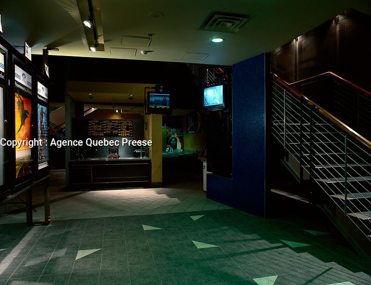 Cineplex Odeon du Quartier Latin en 1998