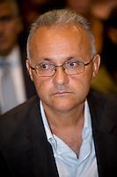 meeting di Comunione e Liberazione, CL, Rimini 2012, Mario Mauro, eurodeputato PDL