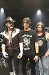 """Dave Grohl of the Foo Fighers, Lemmy of Motorhead and Wino, formerly of The Obsessed, film a video under the name of """"Probot.""""..""""Probot"""" is  Dave Grohl's 80s metal-indulging side project ."""